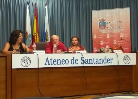 Presentación Metamorfosis en Santander